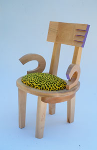 Mantis Chair,Variation