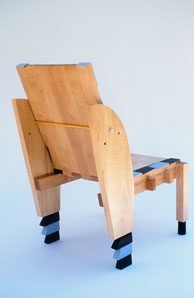Adjustable Chair, back