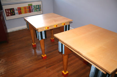 Dining Table Components