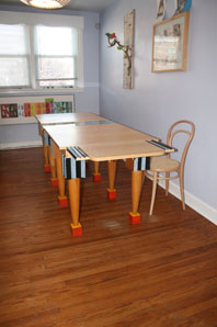 Dining Table, Extended
